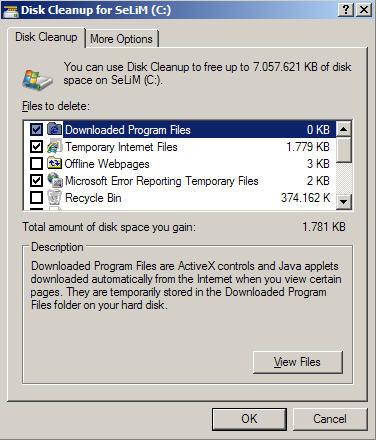 Disk Temizlemenin Bilgisayara Faydası