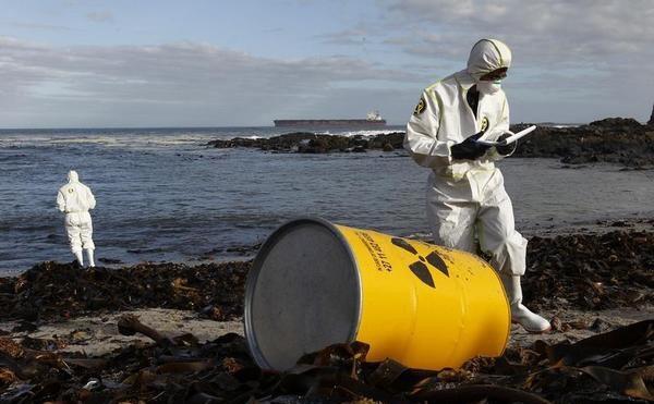 Radyoaktif atık suları insanlara zarar verebilir mi?