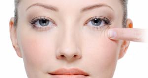 göz altı kırışıklıkları nasıl giderilir 1