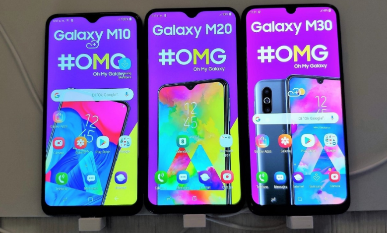 Samsung M10, M20 Ve M30 Ekran Görüntüsü Nasıl Alınır?